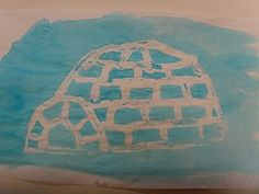 igloo au drawing gum
