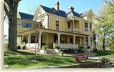 Thomas Wolfe Look Homeward Angel | Author Thomas Wolfe's boyhood home in Asheville North Carolina