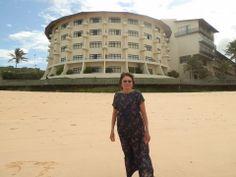 Eu no Hotel Parque Da Costeira