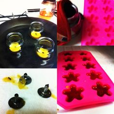 Did my own candle wax for my candle warmers! #DIY #save$ #recyclefavoritecandlescent