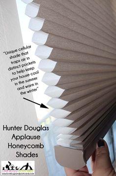 Hunter Douglas Applause Honeycomb Shades Review