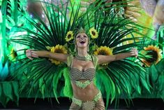 It's Time to Make a Rio Carnival Costume