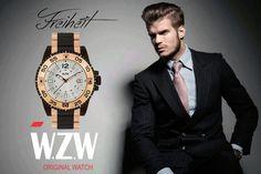 Relógio WZW-7123B - Nova Coleção Freiheit