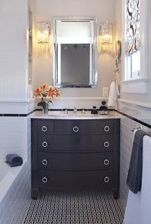 kitchen and baths - contemporary - bathroom - san francisco - by Artistic Designs for Living, Tineke Triggs