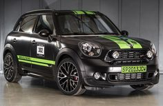 Mini John Cooper Works Countryman ALL4 Dakar Winner Edition 2013
