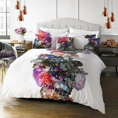 Discover the Ted Baker Focus Bouquet Duvet Cover - King at Amara