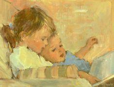 pintura de Nancy Franke