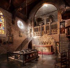 Domäne Adornes - Jerusalemkapelle