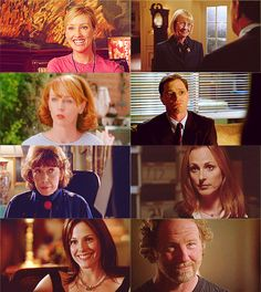 the best secondary characters on tv!   I adore them all except Amy. I could do without Amy