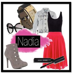 Nadia Look