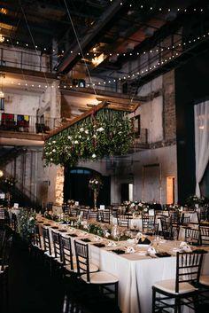 Industrial Wedding Elegant Meets Industrial Wedding in Minneapolis: Stephanie & Thomas Wedding Guest Modern Wedding Venue, Space Wedding, Outdoor Wedding Venues, Plan Your Wedding, Elegant Wedding, Wedding Blog, Wedding Planner, Wedding Ceremony, Dream Wedding