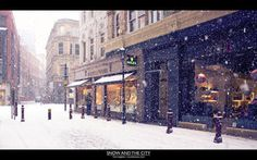 Snow and the City by *Duophonix on deviantART