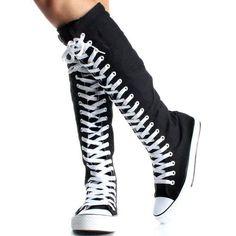 Botas Estilo Converse Punk Skate Emo Geniales! - $ 850.00 en ...