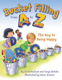 Bucket filling ideas for primary kids.