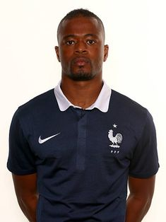 Patrice Evra France Pictures and Photos Stock Pictures, Stock Photos, France Photos, Royalty Free Photos, Polo Ralph Lauren, Mens Tops, Image
