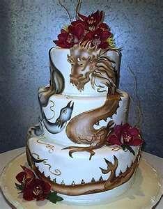 dragon cake!!!