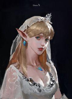 f High Elf Cleric Robes Cloak Necklace Crown portrait female Mountain Community Temple lg Fantasy Art Women, Beautiful Fantasy Art, High Fantasy, Fantasy Rpg, Fantasy Girl, Dnd Characters, Fantasy Characters, Female Characters, Character Portraits