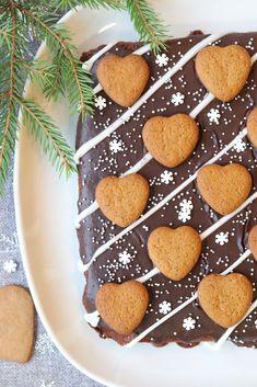 Gingerbread Cookies, Amanda, Desserts, Xmas, Treats, Baking, Food, Gingerbread Cupcakes, Bakken