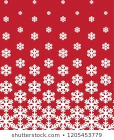 seamless pattern in snowflakes christmas and new year Crochet Patterns Free Women, Knitting Patterns Free, Knitting Stiches, Knitting Charts, Cross Stitching, Cross Stitch Embroidery, Cross Stitch Christmas Stockings, Stitch Doll, Fair Isle Knitting