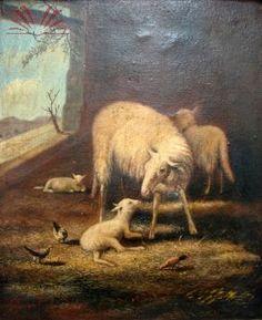 Oscar Pereira da Silva - Animais