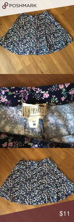 L.A. Hearts Skirt Cute skater skirt L.A. Hearts Skirts