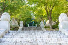 hyangiram hermitage yeosu  Temple South Korea