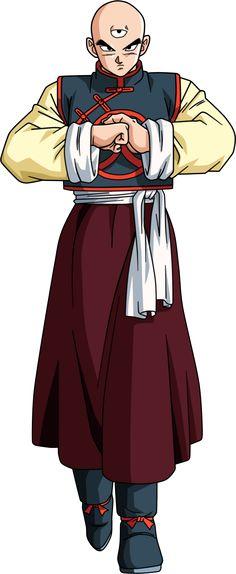 Then Shin Han - Torneo de los 12 Universos - DRAGÓN BALL SUPER