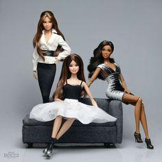Lily, Kristen y Alma | by davidbocci.es/refugiorosa