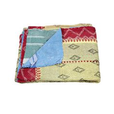 Found by Fab: Vintage Kantha Quilt, at 73% off!