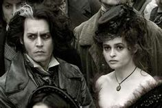 Sweeney Todd / enjoyed his singing !!