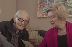 Elizabeth Warren Is Mourning The Death of Her Oldest Brother, Donald Herring, From The Coronavirus Missing My Brother, Her Brother, Joining The Military, Getting Him Back, Viral Trend, Buzzfeed News, Elizabeth Warren, Finding Love, Dad Jokes
