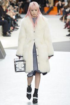 On the catwalk at Louis Vuitton Autumn-Winter 2015 Fashion Show #PFW #LouisVuitton #RTW #AW15 #LVMH