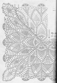 Kira scheme crochet: Scheme crochet no. 2471