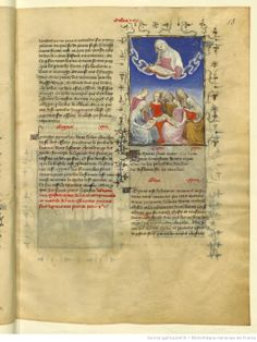 L'Epistre Othea à Hector, fol Bnf, Medieval, Books, Libros, Book, Mid Century, Middle Ages, Book Illustrations, Libri
