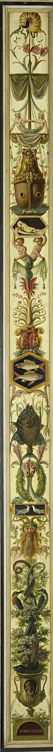 marinni: Jan Kamphuysen. Grotesque panel