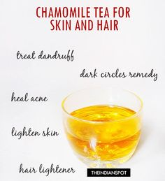 Chamomile has been used in traditional medicine for many centuries by healers of different cultures...