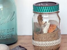 Need to do this with sand and shells from the beach in Port Lavaca