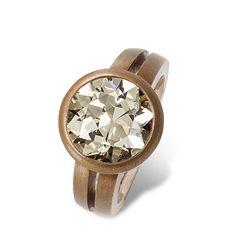 Hemmerle, diamond - white gold - brass 2011