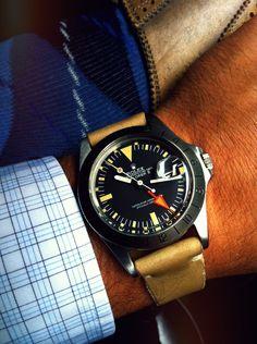 vintage #rolex explorer #watch #watches