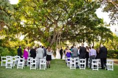 Miami Wedding Photographer- Miami Beach Botanical Gardens. South Beach