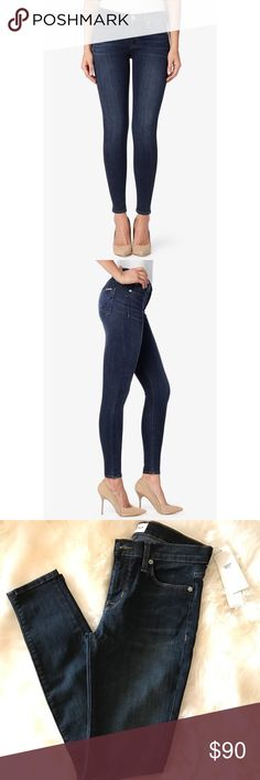 Hudson Nico Super Skinny Midrise Hudson Jeans. Nico Super Skinny Midrise. 92.5% cotton, 5% polyester, 2.5% lycra. NWT - perfect condition. Hudson Jeans Jeans Skinny