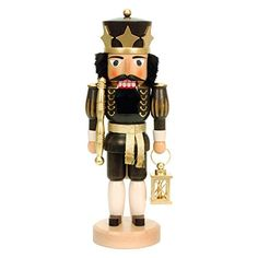 Christian Ulbricht King  Gold Nutcracker ** Read more  at the image link.