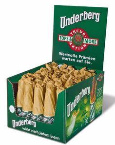 Underberg?30 Bottle Convenience Pack - New for 2011 by Underberg (English Manual): Amazon.de: Drogerie & Körperpflege