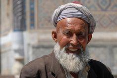 People - Uzbekistan