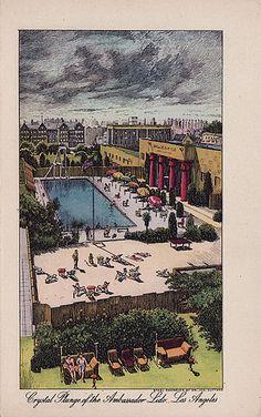 ICONIC HOTELS | THE AMBASSADOR HOTEL:  Lido