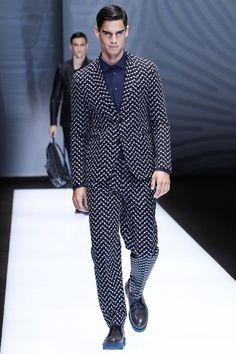 Emporio Armani SS 2017 Fashion Show & more details
