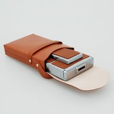 Impossible SX70 Leather Case - lifestylerstore - http://www.lifestylerstore.com/impossible-sx70-leather-case/