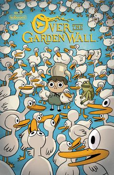 Over the Garden Wall Ongoing (2016) Issue #3