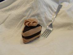Chocolate Cake Plushie $3.00