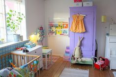 Beautiful Child's Room